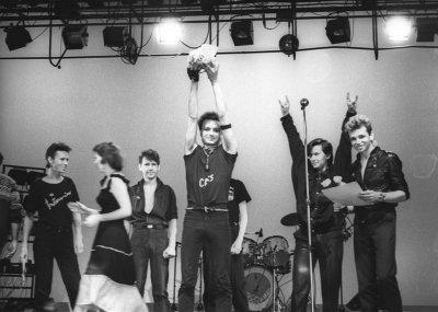 14(15) июня 1986 - Концерт - ЛДМ - Выступление лауреатов IV РОК-фестиваля