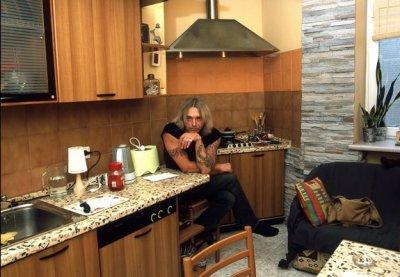 """ноябрь 2003 - К.Кинчев - Интервью и фотосессия для журнала """"МК-Бульвар"""""""
