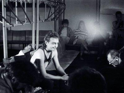 """10 июня 1988 - Интервью К.Кинчева телекомпании """"Антенн-2"""" (Франция)"""