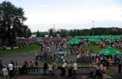 31 июля 2004 - Концерт - Санкт-Петербург - у стадиона им. Кирова - Пивной фестиваль
