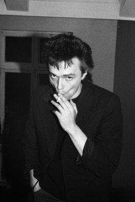 25 декабря 1985 - Ко дню рождения Кинчева завершена работа над альбомом «Энергия»