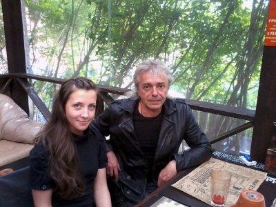 """май 2012 - К.Кинчев в клубе """"Грибоедов"""" (Санкт-Петербург)"""