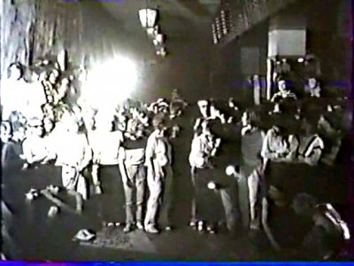 """23 мая 1986 - Ленинград (""""Невские звёзды""""), съёмки для фильма «Йя-Хха»"""