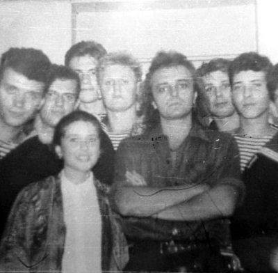 "30 августа 1990 - Концерт - Калининград - ДС ""Юность"""