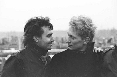 27 марта 1988 - Александр Башлачёв - 40 дней