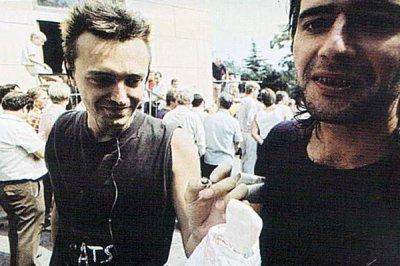 август 1987 - Гурзуф