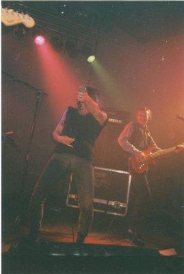 "10 января 1996 - Концерт - Иерусалим (Израиль) - Театр ""Жерар Бахар"""
