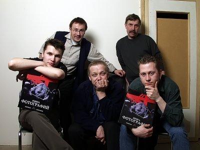 """15 апреля 2004 - Выход """"Книги фотографий"""" В.Потапова"""