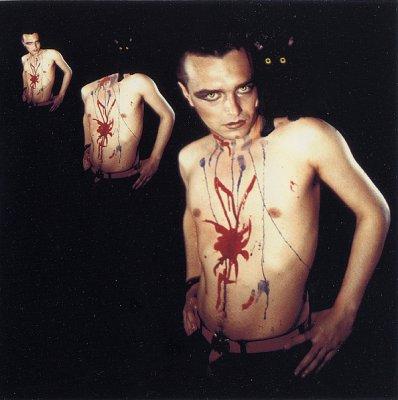 июль-август 1985 - Фотосессия у Георгия Молитвина для альбома «Нервная ночь» (3)