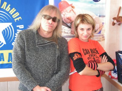 10 марта 2005 - Кинчев на радио, Южно-Сахалинск