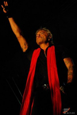 "18 июля 2009 - Концерт - Нарва - байк-фестиваль ""NARVA BIKE"""