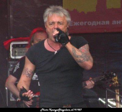 """27 июня 2009 - Санкт-Петербург - фестиваль """"Окна открой"""", около СКК «Петербургский»"""