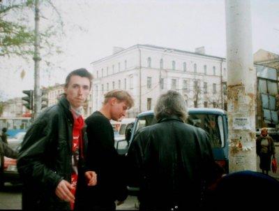 20 апреля 1999 - Концерт - Воронеж - Цирк - «15 лет чёрно-красных чудес»