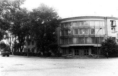 13 ноября 1992 - Санкт-Петербург - Гостиница моряков (ул. Гапсальская, 2) - празднование дня рождения Игоря Чумычкина