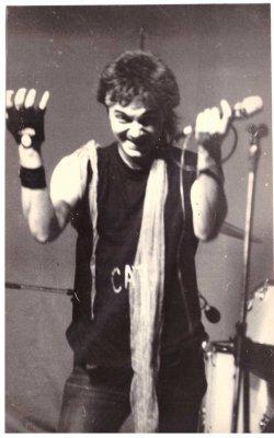 21 февраля 1987 - Концерт - Ленинград - ДК им.Свердлова