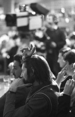 """декабрь 1987 - К.Кинчев на передаче """"Общественное мнение"""" (Ленинград)"""
