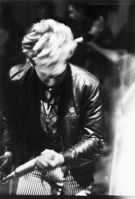 """21 мая 1987 - Концерт - Шушары (Ленинградская обл.) - ДК Нива - """"НАТЕ!"""" (на сцену вышел К.Кинчев)"""