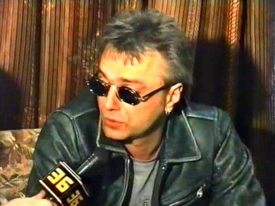 """7 мая 1997 - Интервью с К.Кинчевым после концерта для """"36"""" канала (Санкт-Петербург)"""