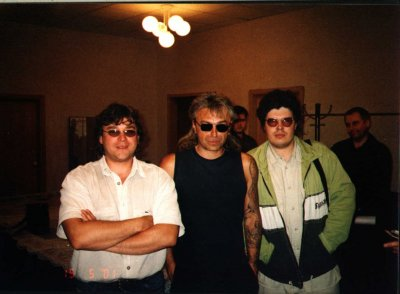 15 мая 2001 - Концерт - Челябинск - ЦДС