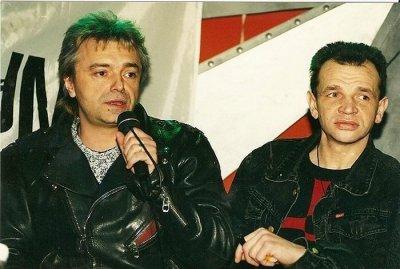11 декабря 1998 - В Санкт-Петербурге проходит пресс-конференция к грядущим концертам