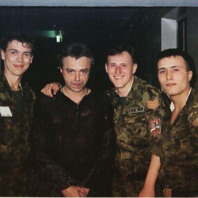 22 мая 1997 - Концерт - Одесса - ДК Политеха