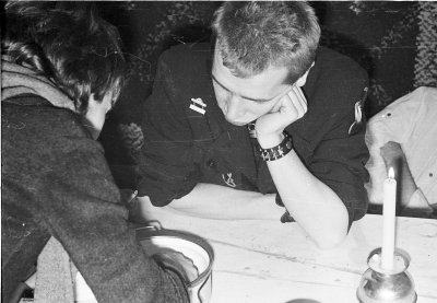 5 января 1986 - Задерий и Шаталин в гостях у Башлачёва и Каменецкой (Ленинград)