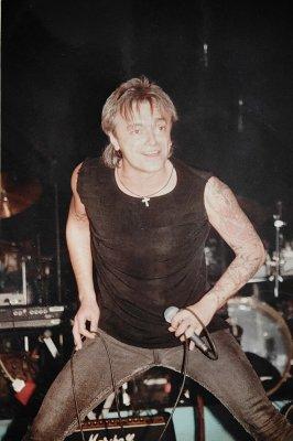 14 декабря 1997 - Концерт - Новокузнецк - ДС «Металург» - Вместе с Агатой Кристи