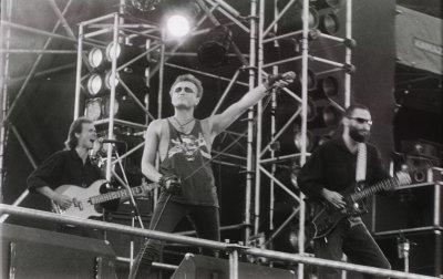 """20 июня 1992 - Концерт - Москва - БСА """"Лужники"""" - Концерт памяти Цоя (сборный)"""