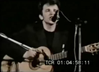 21 февраля 1988 - Концерт - Ленинград - Рок-клуб - Вечер памяти Башлачёва - С.Задерий