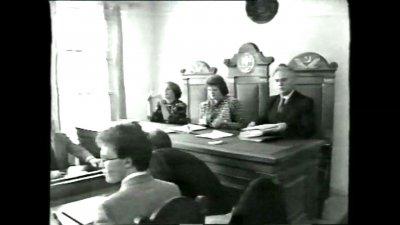 8 июня 1988 - Суд заслушал показания со стороны истца (Алиса) и ответчика (газета «Смена»)
