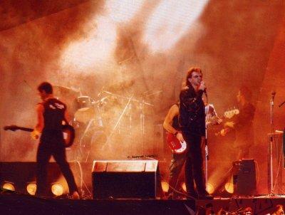 "20 ноября 1988 - Концерт - Москва - ДС «Лужники» - Концерт памяти Башлачёва - ""НАТЕ!"""