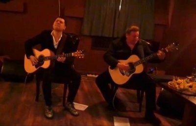 21 февраля 2021 - Концерт - Павел Зелицкий и Валерий Остапенко - Акустика