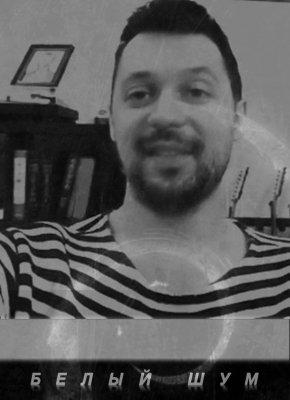 22 марта 2021 - Знакомство с музыкантами, которые участвовали в проекте «Белый шум» - Павел Зелицкий