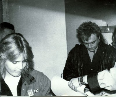 "26 апреля 1992 - Концерт - Донецк -ДС ""Дружба"""