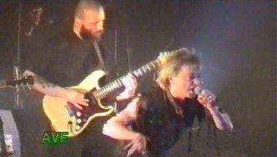 12 декабря 1998 - Концерт - Санкт-Петербург - ДС «Юбилейный» - «Солнцеворот»