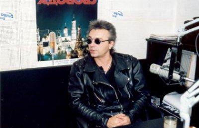 """23 октября 1996 - Кинчев в эфире радио """"Европа плюс"""" (г.Оренбург)"""