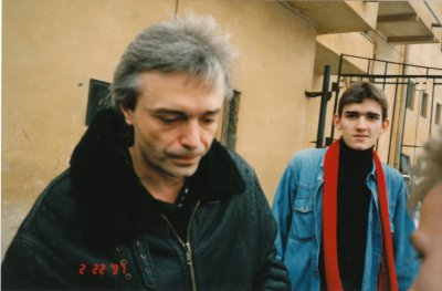 23 февраля 1997 - Концерт - Санкт-Петербург - Мюзик-Холл - День Защитника Отечества