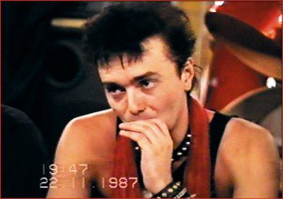 22 ноября 1987 - Концерт - Челябинск - Цирк