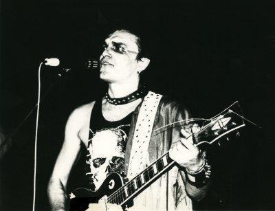 декабрь 1987 - Концерт - Зеленоград - ДК МИЭТ (электричество)