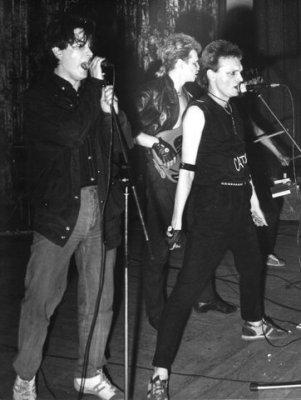 8 июня 1986 - Концерт - Москва - ДК МИИТ - «Движение в сторону весны»