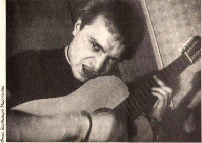 май 1986 - Квартирник - Москва - Кинчев
