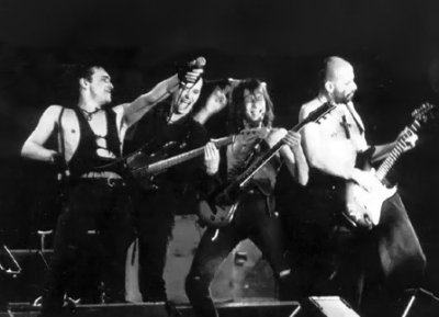 17 февраля 1993 - Концерт - Москва - УДС «Крылья Советов»- «Для тех, кто свалился с Луны»