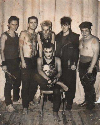 5 октября 1987 - Концерт - Владивосток - ДК Моряков - 2 концерта