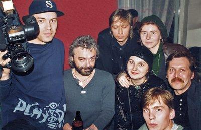"""10 мая 1999 - Концерт - Череповец - ДК """"Строитель"""""""