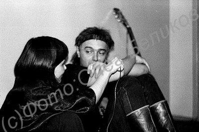 30 августа 1991 - Концерт - Санкт-Петербург - ЛДМ - Вечер памяти Майка Науменко