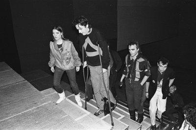 29 сентября 1989 - Концерт - Владивосток - Матросский клуб