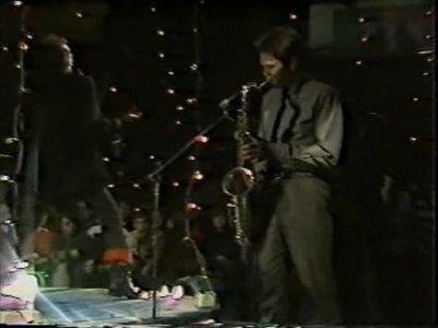 июнь 1986 - Ленинград - Алису снимают для ТВ-передач «Музыкальный ринг» и «Кружатся диски» (в эфир, впрочем, ничего не выйдет)