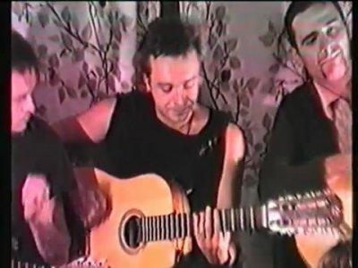 1 октября 1987 - Квартирник - Ленинград - Кинчев, Самойлов, Шаталин
