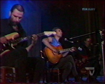 22 сентября 1995 - Концерт - Новосибирск - Дом Ученых, Академгородок (сборный концерт)