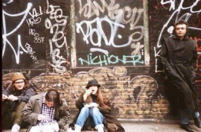"""март 1990 - Концерт - Нью-Йорк - ресторан """"Русский самовар"""" - Акустика - Кинчев и Самойлов"""